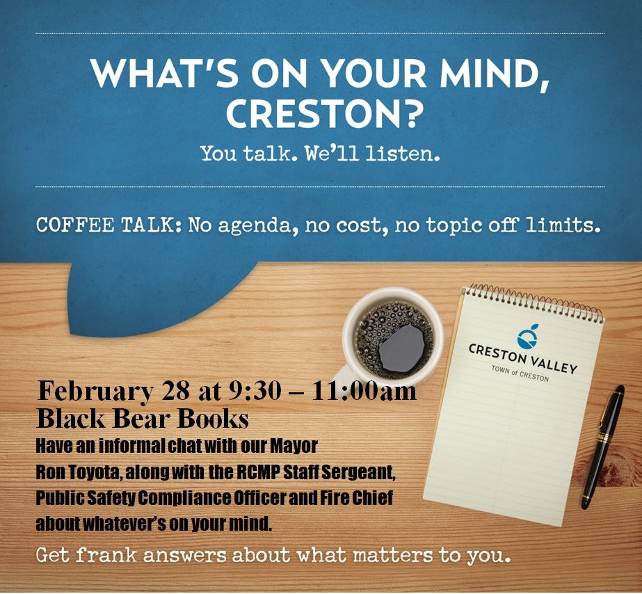 Feb 28-18 Coffee talk