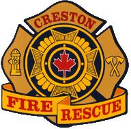 Creston Fire Rescue Logo