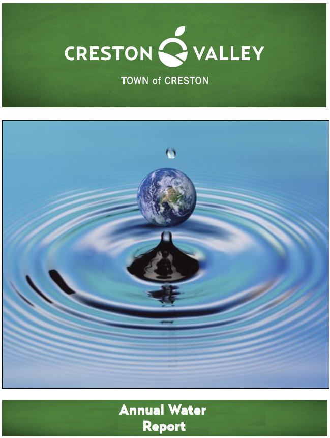 Annual Water Report Image