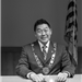 Black & White Mayor Ron